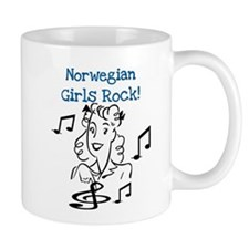 Norwegian Girls Rock Mug