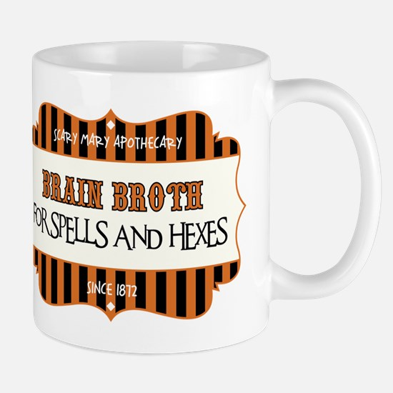 BRAIN BROTH Mug
