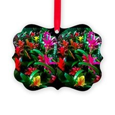 Exotic Tropical Candy Ornament