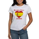 Jaimes, Valentine's Day Women's T-Shirt