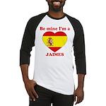 Jaimes, Valentine's Day Baseball Jersey