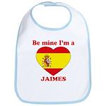 Jaimes, Valentine's Day Bib