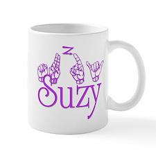 Suzy Mugs