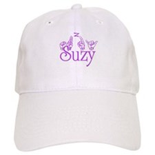 Suzy Baseball Baseball Cap