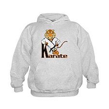 Karate Tiger Kid Hoodie