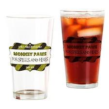 MONKEY PAWS Drinking Glass