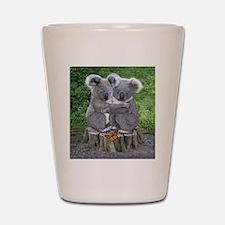 BABY KOALA HUGGIES Shot Glass