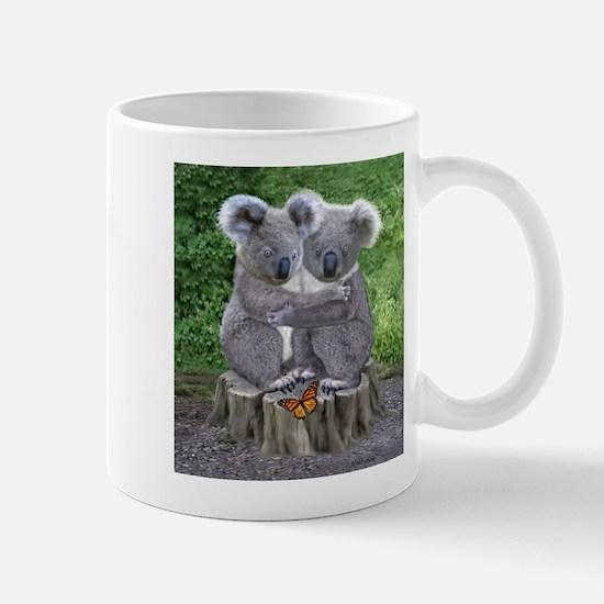 BABY KOALA HUGGIES Mugs