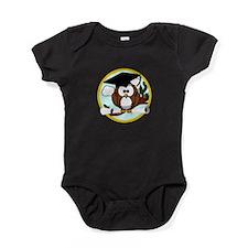 Graduating Owl Baby Bodysuit
