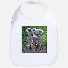 BABY KOALA HUGGIES Bib