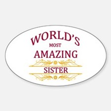 Sister Decal