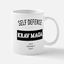 Self Defense Krav Maga - Live It Mugs
