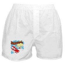 BARNSTORMERS I Boxer Shorts