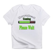 Download Coming Infant T-Shirt