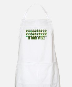 50 Shades Of Kale Apron