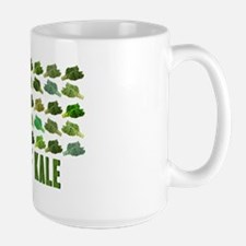 50 Shades Of Kale Mugs