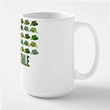 50 Shades Of Kale Mugs