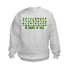 50 Shades Of Kale Sweatshirt