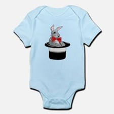 MAgic Bunny in a Top Hat Body Suit