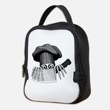 Chef Humor Neoprene Lunch Bag