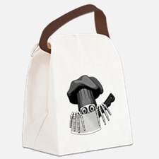 Chef Humor Canvas Lunch Bag