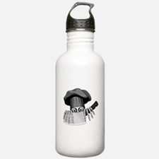 Chef Humor Water Bottle