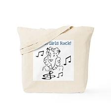 Polish Girls Rock Tote Bag