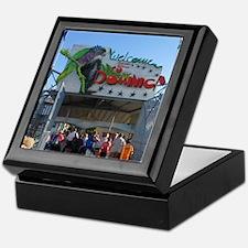 Dominica Welcome Keepsake Box
