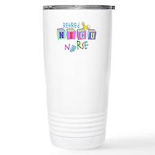 Cute Icu nursing Travel Mug