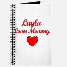 Layla Loves Mommy Journal