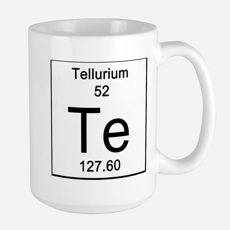 52. Tellurium Mugs