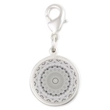 White Lace Vintage Style Classic Charms