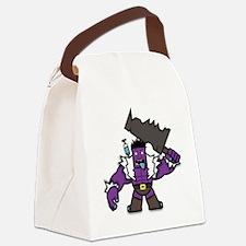 Dr Mundo Canvas Lunch Bag