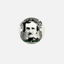 Edgar Allan Poe Mini Button