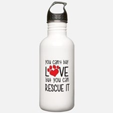 you can't buy LOVE but you can RESCUE IT Water Bot