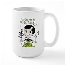 Portuguese Girls Rock Mug