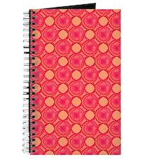 Red Pink Orange Popcorn Dots for Tots Marc Journal