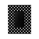 Polka dot Picture Frames
