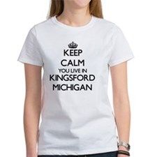 Keep calm you live in K T-Shirt