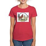 Belgian d'Uccle Bantams Women's Dark T-Shirt