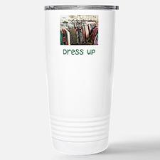 Dress Up. YTTS Travel Mug