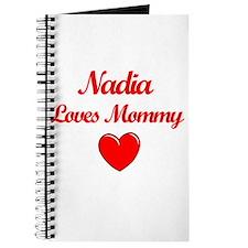 Nadia Loves Mommy Journal