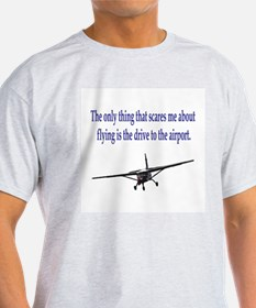 Drive to airport T-Shirt
