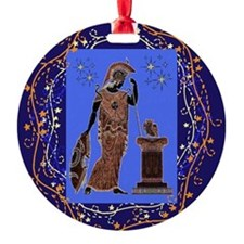 Athena Ornament