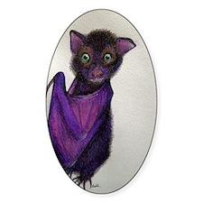 Cute Baby bats Decal
