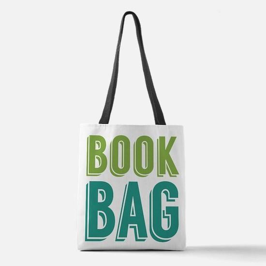 Book Bag Polyester Tote Bag