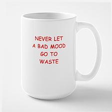 bad mood Mugs