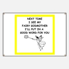 fairy godmother Banner