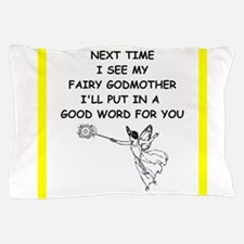 fairy godmother Pillow Case