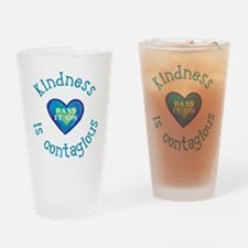 Unique Pay forward Drinking Glass